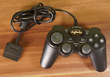 Controller di Madrics gamepad joypad GIOCHI X-shock 2 PLAYSTATION 2 come nuovo! (h4)