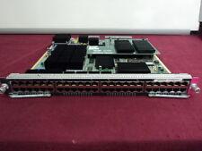 Cisco Ws-X6748-Ge-Tx Ws-F6700 48-Port Switch 6500 Switch
