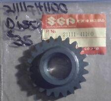Suzuki NOS Crankshaft Primary Drive Gear RM250 PE250 1976 1977 1978 1979