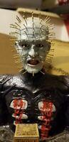 "Hellraiser Vinyl Pinhead Model Kit Figure Screamin Vinyl 18"" Large Vintage Built"