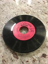 9 RCA VICTOR 45 EXTENDED PLAY RECORDS