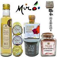 Gourmet Gift Basket Miro 5 Spanish Food Cooking Natural Items