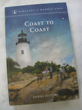 ~* Coast To Coast *~ Miracles of Marble Cove HC Book - Sunni Jeffers -Guideposts