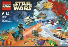LEGO  STAR WARS 75184 2017 ADVENT CALENDAR New Nib Sealed