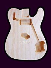 Telecaster Guitar Custom 72 Body / Swamp ash / 2 piece /1.81kg / 003357