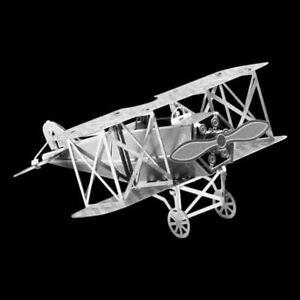Metal Earth Fokker D-VII DIY laser cut 3D steel model kit
