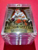 Patrick Mahomes HOT STARS SPECIAL INSERT NEW PANINI SELECT KC CHIEFS CARD Mint!