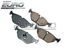 Rear BMW E36 318i 318ti 328is Z3 Z4 Disc Brake Pad Akebono Euro D8763EUR