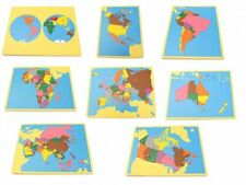 Board Map Package 2 - Set of 8 Small Board Maps (Canada)