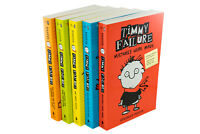 Timmy Failure Totally Catastrophic 5 Books Collection Box Set, We Meet Again...