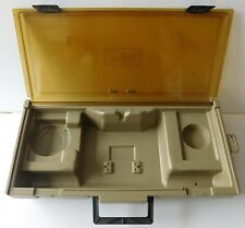 Vintage Daiwa Plastic Fishing Case Only For Rod And Reel / Rare!