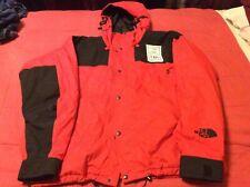 VTG The Northface Albertville 1992 Red Winter Olympics Hoodie Jacket Size XL Men