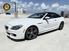 2018 BMW 6-Series 640i Convertible M-Sport $93K MSRP! LOADED! Wholesale Luxury Cars 2018 BMW 640i Convertible M-Sport M6 M4 S5 C4 C63 C43