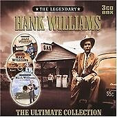 HANK WILLIAMS - Ultimate Collection 3 CD BOX (2006)