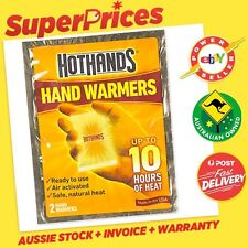 4 x HotHands◉2 Pairs Hand Warmers◉Disposable◉10 Hours Heat◉Pocket Glove◉USA Made