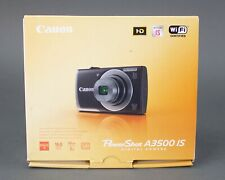 Canon PowerShot A3500 IS Camera 16mp 5x Zoom 3