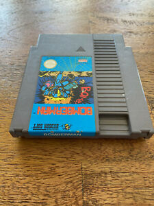 Bomberman Nintendo NES Genuine OEM Authentic