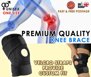 Neoprene Adjustable Knee stabilising Brace Belt Open Patella arthritis Support