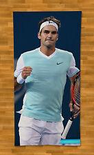 Roger Federer Towel Beach Summer Bath Pool Tennis Player