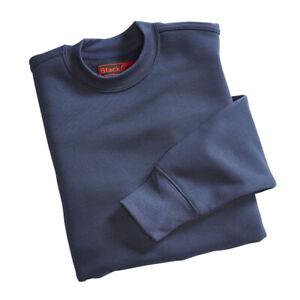 Blackrock Heavyweight 300gsm Sweatshirt Work Jumper Pullover Brushed Warm Crew