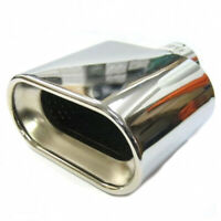 Exhaust Tip Trim Tail Chrome Fits Vauxhall Opel Corsa B C D Astra Vectra Zafira