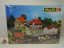 Faller 190196 H0 Bahnhof-Set Heubach OVP Eingescheißt