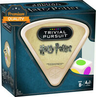 Winning Moves 29612 Harry Potter Trivial Pursuit Game
