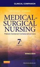 Clinical Companion for Medical-Surgical Nursing : Patient-Centered Collaborative