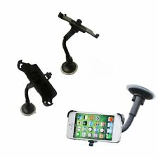 NUOVO 2014 SLIM CAR HOLDER PARABREZZA Mount Cradle per iPhone 5 / 5S / 5G KIT AUTO