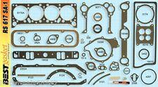 New 1961-1962-1963 Pontiac Tempest 4 195 Full Engine Gasket Set