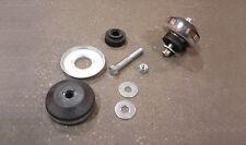 Universal Thru Bolt Engine Mount Cushion Set Street Rod Early Ford Flathead +