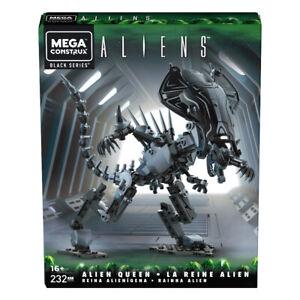 MEGA Construx Alien Queen COMPLETE SEALED BOX XENOMORPH GPH25 LEGO AVP PREDATOR