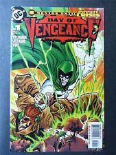 DAY of Vengeance #1 - DC Comics #211