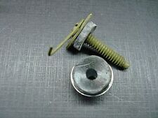 1 pc Mopar quarter hood door fender belt side moulding clip nut sealer NORS