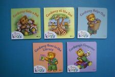 Chick-Fil-A 2015 - featuring Corduroy - Complete Set of 5 - Exellent Condition