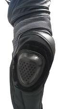 TT Design Hochwertige Kunststoff Knieschleifer 1paar schwarz NEU -Knieschleifen
