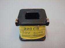 220CB - TELEMECANIQUE - 220 CB / Bobine contacteur 220V 50Hz USED