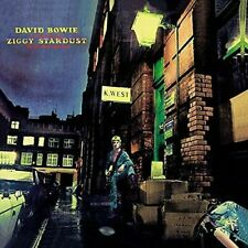The Rise and Fall of Ziggy Stardust and the Spiders from Mars par David Bowie (Vinyle, 2016, 1 Vinyle, Parlophone)
