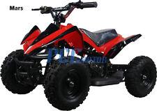 350 WATT RED MARS ELECTRIC ATV QUAD AGES 6 - 8 M MARS-RED