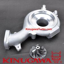 Kinugawa MHI 4B11 EVO X / 10 Turbo Compressor Housing + Cast Wheel 20G