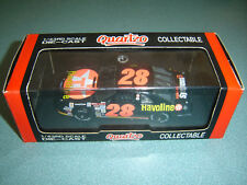Quartzo 1:43 Scale #28 Ford Thunderbird Texaco Havoline - Davey Allison NEW