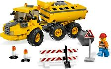 LEGO CITY Dump Truck 2009 set 7631 Pre-owned but complete + instructions
