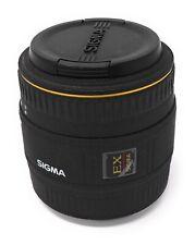 Sigma 50mm f/2.8 EX Macro Autofocus Lens AF Used