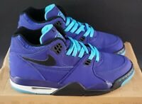 RARE NIKE AIR FLIGHT 89 TRAINERS SIZE UK 6 EU 40 OG FIREBERRY DS MAX TN JORDAN