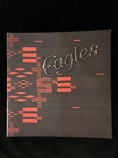 Eagles 1977 Hotel California Tour Concert Program Book-Glenn Frey-Don Henley