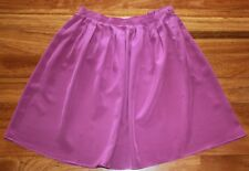 Womens Gorgeous Purple Silk Skirt - Zimmermann - Size 1