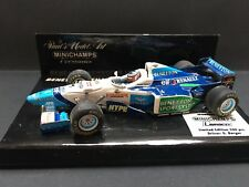 Minichamps - Gerhard Berger - Benetton - B196 - 1996 - 1:43 - Lemaco special