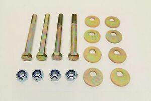 Camber Bolt Kit For Nissan Titan Pathfinder QX56 QX80 Armada Xterra K80276 4 PCS