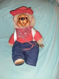 Raikes Bears THE Sheriff by Robert Raikes 20 inch with tag Signed and Numbered