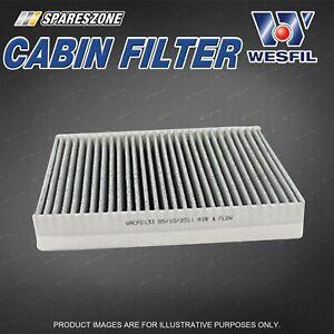 Wesfil Cabin Filter for Jaguar XJ6 XJ8 XJR X350 2.7L 3.6L 4.2 Refer RCA342C
